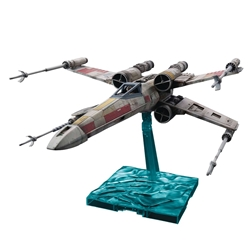 Picture of Star Wars X-Wing Starfighter Red 5 1/72 Model Kit