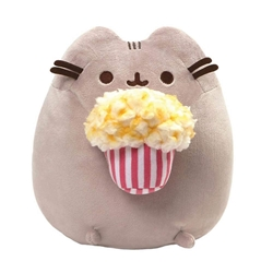 "Picture of Pusheen Popcorn 9.5"" Plush"