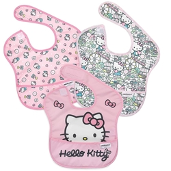 Picture of Sanrio Hello Kitty SuperBib 3-Pack