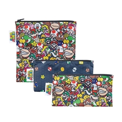 Picture of Nintendo Super Mario Power Up Snack Bag 3-Pack