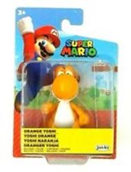 """Picture of Nintendo Super Mario Orange Yoshi 2.5"""" Figure"""