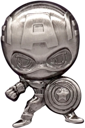 Picture of Marvel Captain America Pewter Pin