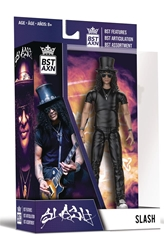 """Picture of Guns n Roses Slash BST AXN 5"""" Action Figure"""