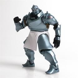 "Picture of Fullmetal Alchemist Alphonse Elric BST AXN 5"" Action Figure"