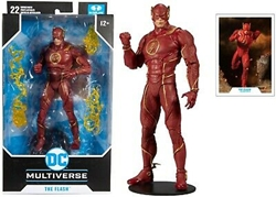 """Picture of The Flash Injustice 2 DC Multiverse 7"""" Figure"""