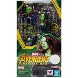 "Picture of Gamora (Avengers: Infinity War) ""Avengers: Infinity War"", Bandai Spirits S.H.Fguarts"