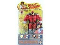 Picture of Street Fighter Round 1 M. Bison