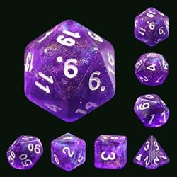 Picture of Diamond Purple Dice Set