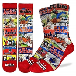 Picture of Men's Archie Comics Socks Size 8-13