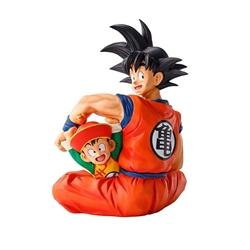 Picture of Dragon Ball Z Goku and Gohan Ichibansho Figure