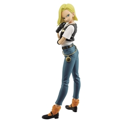 Picture of Dragon Ball Z Glitter and Glamours Android 18 III A Figure