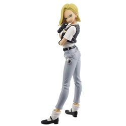 Picture of Dragon Ball Z Glitter and Glamours Android 18 III B Figure