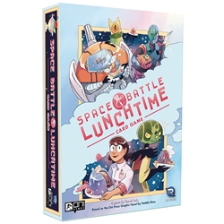Picture of Space Battle Lunchtime Card Ga