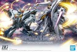 Picture of Gundam XI vs Penelope Funnel Missle Effect Set HG 1/144 Model Kit