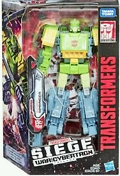 Picture of Transformers Siege War for Cybertron Trilogy Autobot Springer Figure