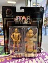Picture of Star Wars C-3P0 & R2-D2 & BB-8 Commemorative Edition Skywalker Saga Figures