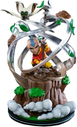 Picture of Avatar the Last Airbender Aang Q-Fig Max Elite Figure