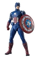 Picture of Captain America Avengers Assemble s.h.Figuarts Action Figure