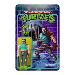 Picture of Teenage Mutant Ninja Turtles Casey Jones ReAction Figure