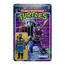 Picture of Teenage Mutant Ninja Turtles Busted Foot Soldier Jones ReAction Figure