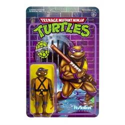Picture of Teenage Mutant Ninja Turtles Donatello ReAction Figure