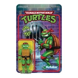 Picture of Teenage Mutant Ninja Turtles Raphael ReAction Figure
