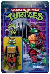 Picture of Teenage Mutant Ninja Turtles Samurai Leonardo Jones ReAction Figure