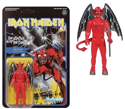 Picture of ReAction Iron Maiden Number of the Beast Action Figure