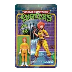 Picture of Teenage Mutant Ninja Turtles April O'Neil ReAction Figure