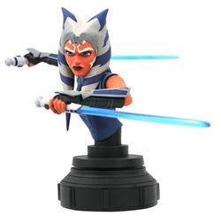 Picture of Star Wars Ahsoka Clone Wars 1/7 Scale Bust