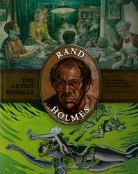 Picture of Artist Himself SC Rand Holmes Retrospective