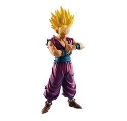 Picture of Dragon Ball Z Gohan Super Saiyan 2 Resolution of Soldiers Vol 4 Figure