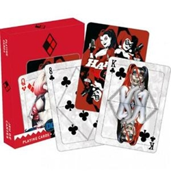 Picture of Harley Quinn Playing Cards