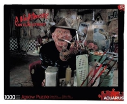 Picture of Nightmare on Elm Street 1,000-Piece Puzzle