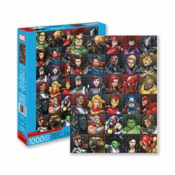 Picture of Marvel Heroes Collage 1000 Piece Jigsaw Puzzle