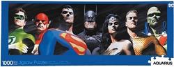 Picture of Justice League Slim 1,000-Piece Puzzle