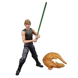 Picture of Star Wars Black 50th Ann 6in Luke & Ysalamiri Figure