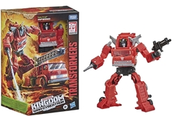 Picture of Transformers Gen Wfck Inferno Voyager Figure