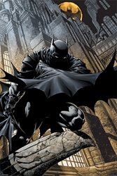 """Picture of Batman Night Watch 11"""" x 17"""" Counter Top Poster"""
