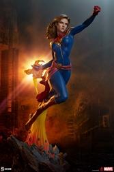 Picture of Captain Marvel Avengers Assemble Statue