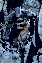 """Picture of Batman Prowl 11"""" x 17"""" Counter Top Poster"""