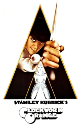 """Picture of Clockwork Orange Film Collage 11"""" x 17"""" Counter Top Poster"""