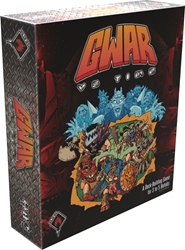 Picture of GWAR vs. Time Deck Building Game