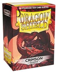 Picture of Dragon Shields Classic Crimson