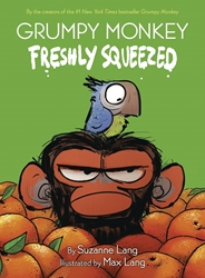 Picture of Grumpy Monkey HC VOL 01 Freshly Squeezed