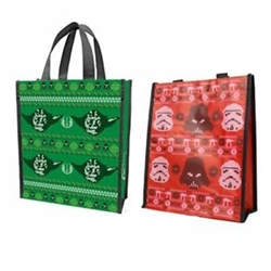 Picture of Star Wars Christmas Small Shopper Tote