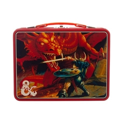 Picture of Dungeons and Dragons Large Tin Tote