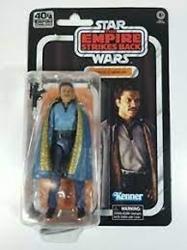 Picture of Star Wars Black Series The Empire Stirkes Back Lando Calrissian