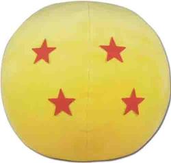 Picture of Dragon Ball Z 4 Star Dragon Ball 10-Inch Plush