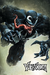 """Picture of Venom Leap 11"""" x 17"""" Counter Top Poster"""